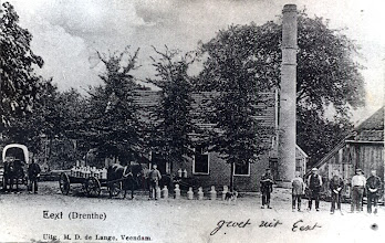 Photo: oude zuivelfabriek
