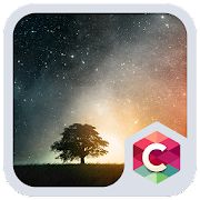 Dream Night C Launcher Theme  Icon