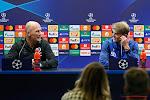 """Philippe Clement vol ontzag naar CL-clash: """"Voor mij zijn Manchester City en Bayern München de sterkste clubs ter wereld"""""""