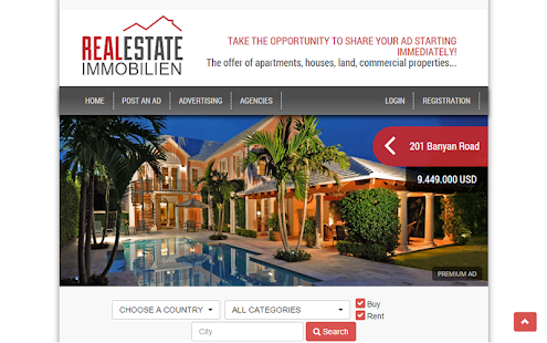 Realestate.Immobilien- screenshot thumbnail