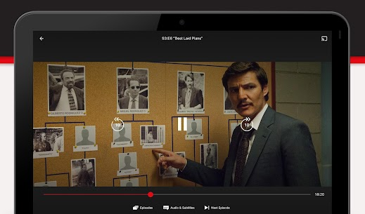 Netflix Mod Apk 7.84.1 [Premium Unlocked + 4K + Fast Server] 9
