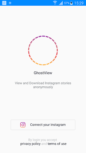 Foto do Veja Instagram Stories Secretly - GhostView