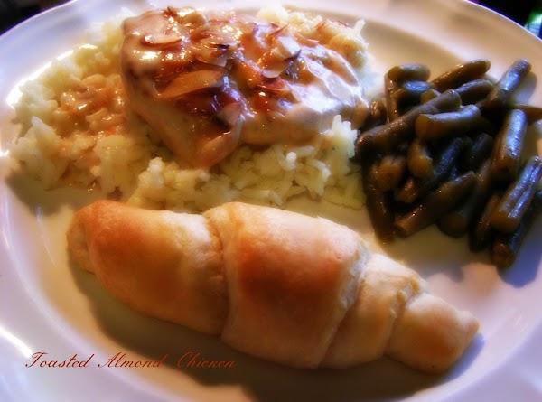 Toasted Almond Chicken - Dee Dee's Recipe