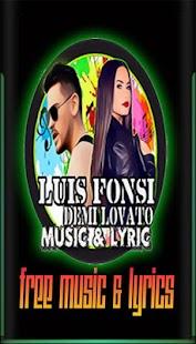 Luis Fonsi Ft Demi Lovato - Échame La Culpa Mp3 - náhled