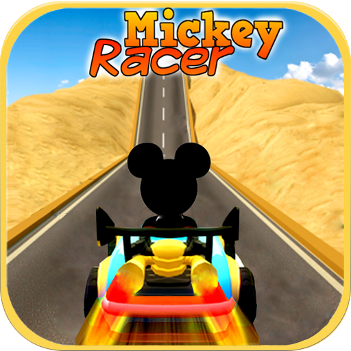 Race Mickey RoadSter Minnie (game)
