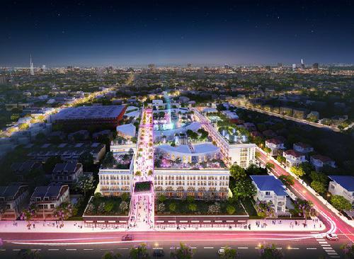 Tiện ích dự án Mường Thanh Gò Vấp