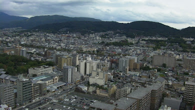Photo: Kyoto tower view