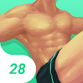 Muscle & Fitness in 28 Days APK