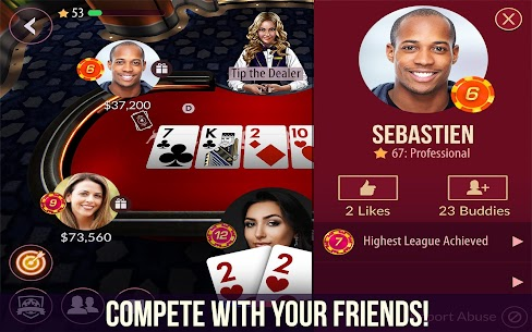Zynga Poker – Free Texas Holdem Online Card Games 2