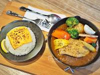 銀兔湯咖哩
