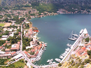 Photo: Kotor Fjord