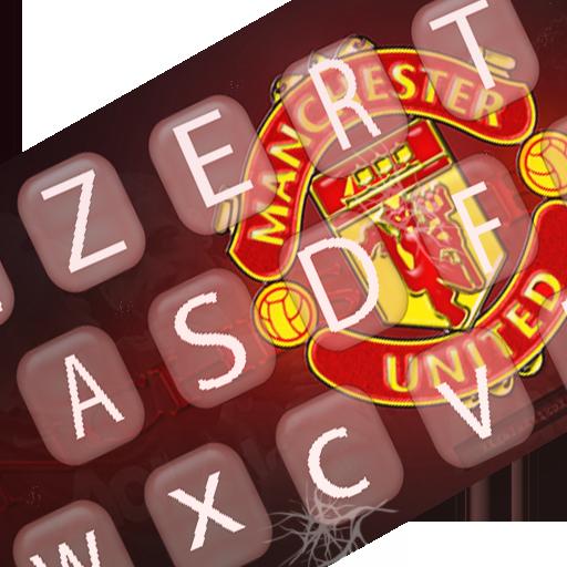 Man United keyboard themes