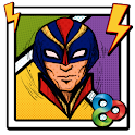 Comic Book GO Launcher icon