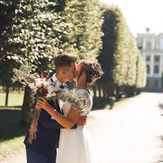 Wedding photographer Lesya Pominova (LesiaRayka). Photo of 28.08.2017