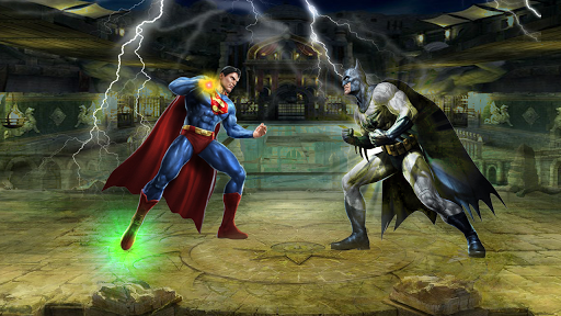 Superheroes Fighting Games: Grand Immortal Gods 1.1 screenshots 2