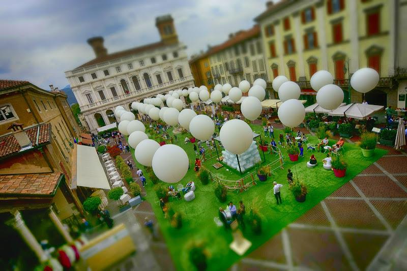 Bergamo Alta giocattolo.. di Cperso
