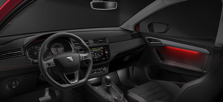 SEAT Ibizs 2019 interior