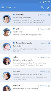 Email Pro 1.36 Patched Apk [Unlocked] 1