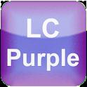 LC Purple Theme Apex/Go/Nova icon