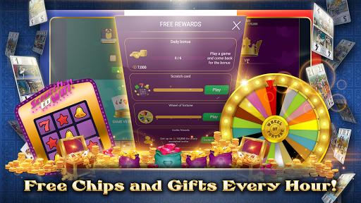 VIP Tarot - Free French Tarot Online Card Game 3.6.17 screenshots 7