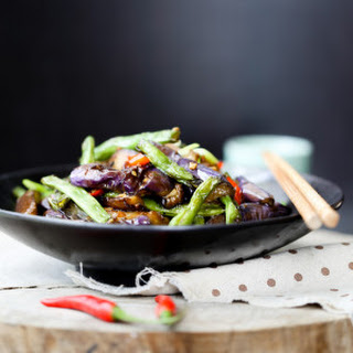 Eggplant And Green Beans Recipes.