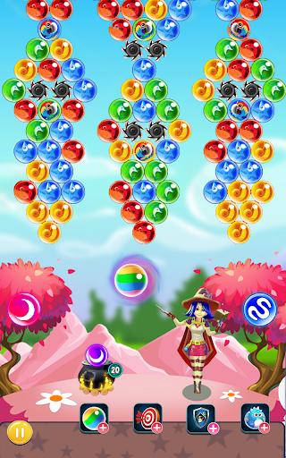 Free Bubbles Match