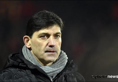 """Felice Mazzù avant Charleroi - RMP : """"C'est notre finale de Coupe du Monde"""""""