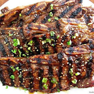 Roy's Grilled Korean Beef Short-Ribs