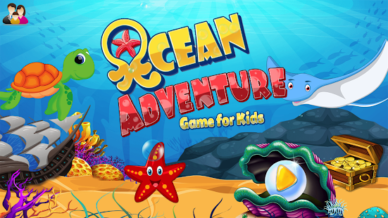 Ocean Adventure Game for Kids - Play to Learn - náhled