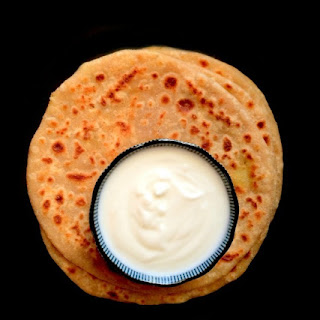 Punjabi Aloo Paratha (Multigrain Potato Flatbread)