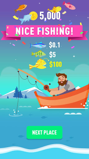 Fishing Bounty - Get rewards everyday  screenshots 1