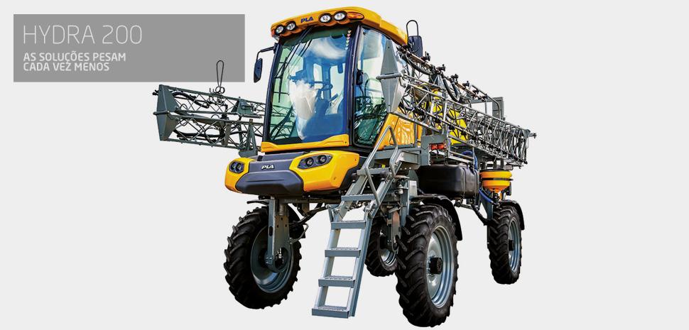 Hydra 200 PLA - Agricultura Brasileira