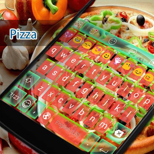 Pie Keyboard -Emoji & Gif 遊戲 App LOGO-硬是要APP