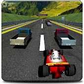 Speed Car attack Race: Endless