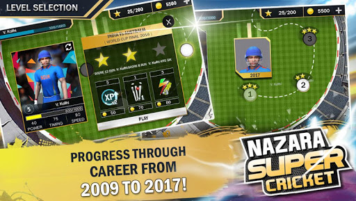 Nazara Super Cricket 0.26 screenshots 2