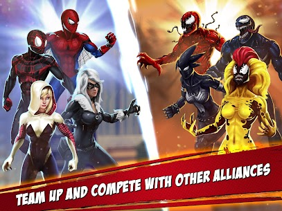 MARVEL Spider-Man Unlimited 3.5.1a MOD (Unlimited Golds/Crystals) Apk 5
