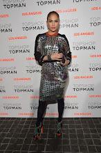 Photo: Jennifer Lopez at the Topshop opening.  Shop LA Style > http://bit.ly/XbGtM6