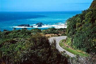 Photo: New Zealand's West Coast