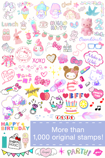 Hello Kitty Collage 1.1.7 Windows u7528 3