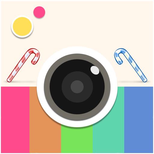 Candy Selfie Camera