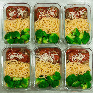 Meatballs for Lunch Box
