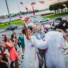 Wedding photographer Anastasiya Strekopytova (kosolap). Photo of 03.09.2015