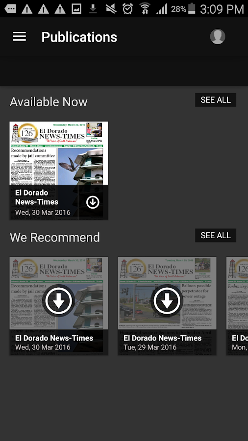 El Dorado News-Times- screenshot