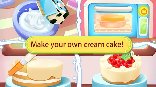 Little Panda's Bake Shop : Bakery Story 8.42.00.00 MOD Apk Download 3