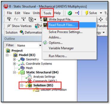 ANSYS - Различие между результатами расчёта потока у плоской стенки для различных сеток: с использованием и без использования пристеночных слоёв (inflation layers).Импорт файла *.RST, сформированного в ANSYS Mechanical APDL