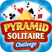 Pyramid Solitaire Challenge♥️️
