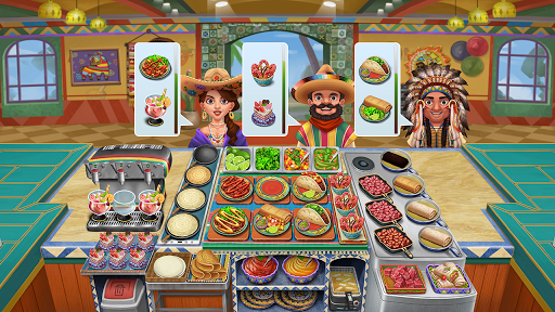 Crazy Cooking - Star Chef screenshots 3