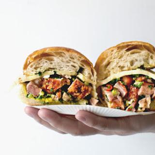Cantones-style Porchetta Sandwich.