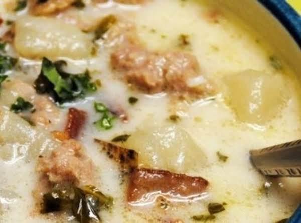 Crock Pot Zuppa Toscana Recipe