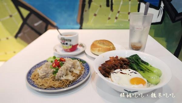 | 新竹 |  富貴餐室  |  香港人開的港式茶餐廳,味道不錯,從早餐開到晚餐不休息